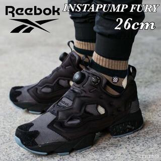 Reebok - 【新品】Reebok リーボック ポンプフューリー MTP 26㎝ ブラック