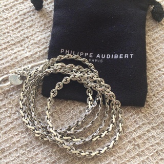 フィリップオーディベール(Philippe Audibert)のフィリップオーディベール ☆ ネックレス(ネックレス)