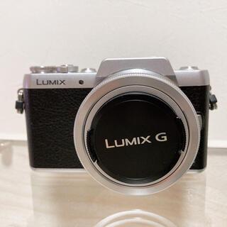 Panasonic - Panasonic LUMIX GF7