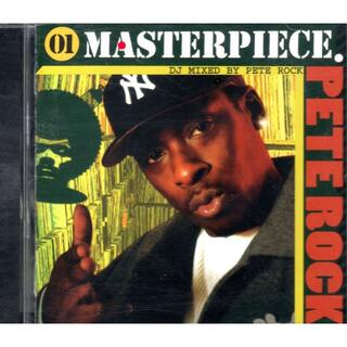MASTERPIECE 01 DJ MIXED BY PETE ROCK(ヒップホップ/ラップ)