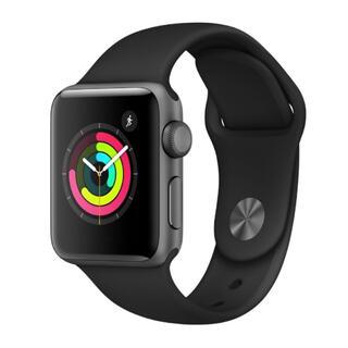 Apple Watch - APPLE WATCH3 series 3 38mm 最終値下げ