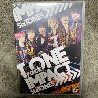 ジャニーズ(Johnny's)のSixTONES  TrackONE -IMPACT- DVD (ミュージック)