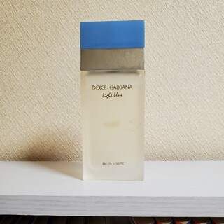 ドルチェアンドガッバーナ(DOLCE&GABBANA)のDOLCE&GABBANA  ライトブルー  香水  100ml(ユニセックス)