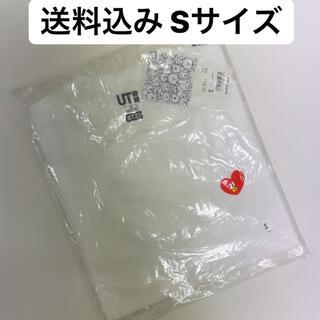 ボウダンショウネンダン(防弾少年団(BTS))の【Sサイズ】 UT BT21  グラフィックTシャツ(Tシャツ/カットソー(半袖/袖なし))