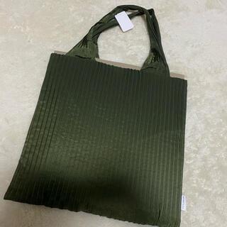 シマムラ(しまむら)のmumu&co 新品 プリーツトートバッグ(トートバッグ)