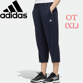 アディダス(adidas)のadidas アディダス カプリパンツ レディース XL フィットネス(その他)
