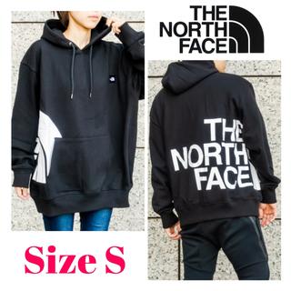 THE NORTH FACE - 新品◆日本未入荷◆THE NORTH FACE ビッグロゴパーカー US S