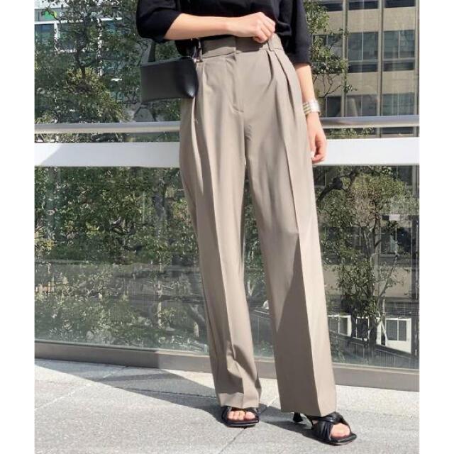 L'Appartement DEUXIEME CLASSE(アパルトモンドゥーズィエムクラス)のAP STUDIO CANONICO 2タックスラックス メンズのパンツ(スラックス)の商品写真