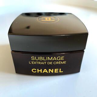 CHANEL - 定価¥69300 新品 CHANEL サブリマージュ レクストレ ドゥ クレーム