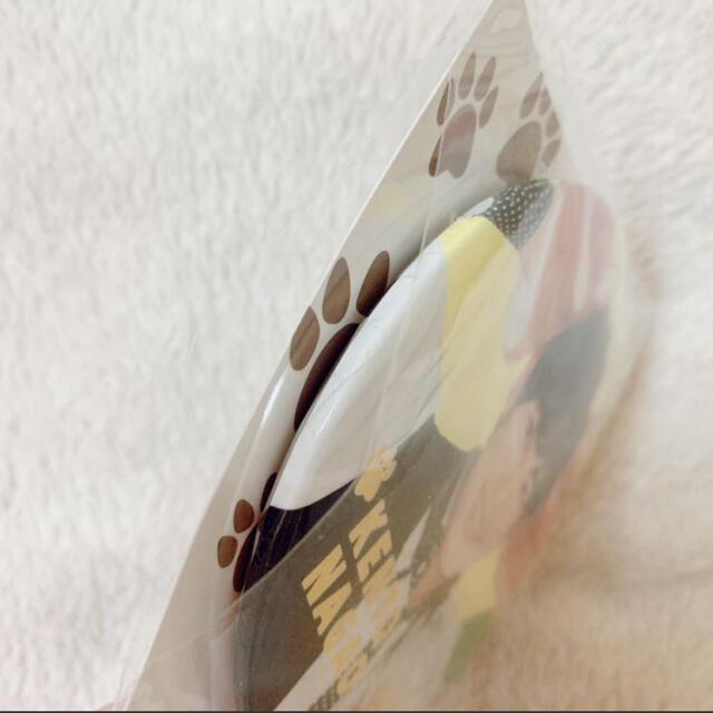 ジャニーズJr.(ジャニーズジュニア)のなにわ男子 長尾謙杜 缶バッジ エンタメ/ホビーのタレントグッズ(アイドルグッズ)の商品写真