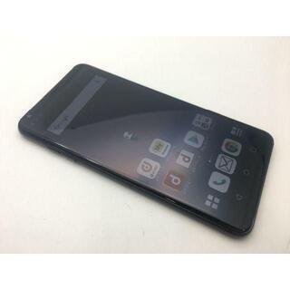 エルジーエレクトロニクス(LG Electronics)のSIMフリー docomo LG V30+ L-01K ブラック◆極美品◆229(スマートフォン本体)