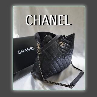シャネル(CHANEL)の【素敵な品】CHANEL バッグ/2way キャビアスキン ショルダーバッグ(ショルダーバッグ)