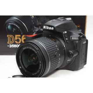 Nikon - ❤️スマホとつながる最新一眼レフ❤️Nikon D5600 レンズキット