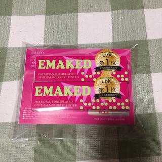 ミズハシホジュドウセイヤク(水橋保寿堂製薬)のエマーキット  2本 新品(まつ毛美容液)