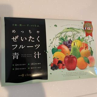 めっちゃぜいたくフルーツ青汁 30包(青汁/ケール加工食品)