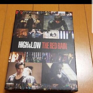 エグザイル トライブ(EXILE TRIBE)のHiGH& LOW THE RED RAIN(日本映画)