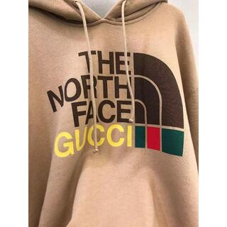 Gucci - GUCCI ×THE  NORTH  FACE コラボ  プルオーバー