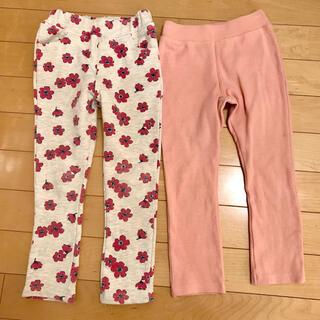 ニシマツヤ(西松屋)のズボン 100cm 2枚組(パンツ/スパッツ)