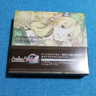 アーシャのアトリエ~黄昏の大地の錬金術士~オリジナルサウンドトラック(ゲーム音楽)