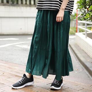 スタディオクリップ(STUDIO CLIP)の新品タグ付き★マキシスカート(ロングスカート)