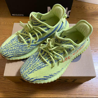 アディダス(adidas)の正規❗Yeezy Boost 350 V2 Semi Frozen Yellow(スニーカー)