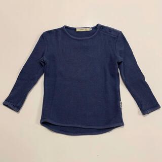シップス(SHIPS)のシップスキッズ ワッフルロンT 長袖トップス 90cm(Tシャツ/カットソー)