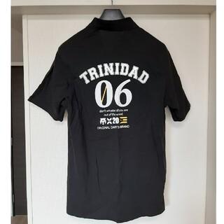 ダーツ TRINIDAD トリニダード ポロシャツ XL