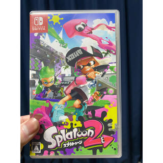 Nintendo Switch - スプラトゥーン2 中古