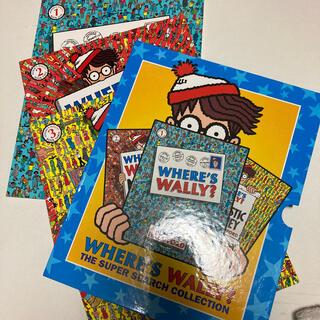 ウォーリーを探せ!(英国版)3冊セット