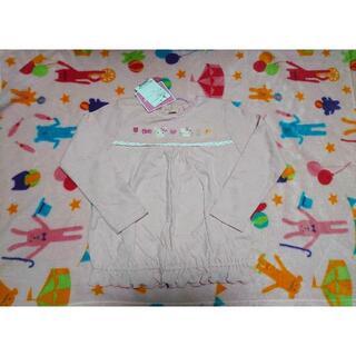 クーラクール(coeur a coeur)の28.クーラクール 長袖tシャツ 110cm 新品、未使用(Tシャツ/カットソー)