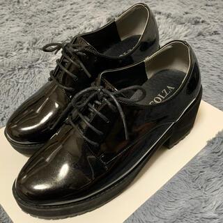 ハニーズ(HONEYS)の厚底 レースアップシューズ(ローファー/革靴)