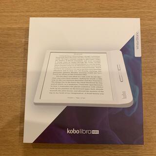 ラクテン(Rakuten)の月曜日までの特価(^^) kobo libra H2O(電子ブックリーダー)