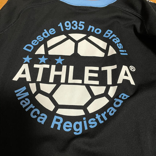 ATHLETA(アスレタ)のアスレタ  プラシャツ スポーツ/アウトドアのサッカー/フットサル(ウェア)の商品写真