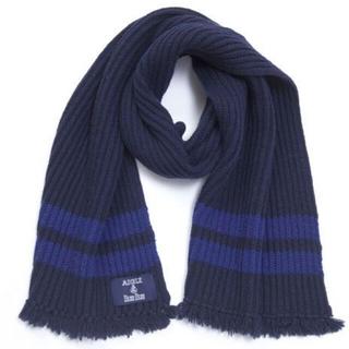 ブルーブルー(BLUE BLUE)のAIGLE×BLUE BLUE FRENCH NAVY MUFFLER(マフラー)
