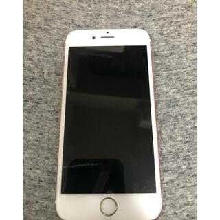 アップル(Apple)のiPhone6s 16GB docomo simロック解除済み(スマートフォン本体)