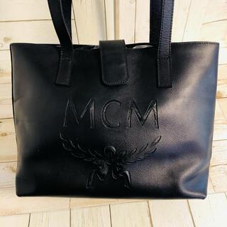 MCM - ⭐️MCMレザートートバッグ ショルダーロング⭐️