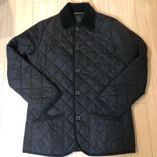 MACKINTOSH - マッキントッシュ キルティングジャケット ブラック サイズ38(M)