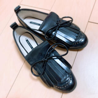 ザラ(ZARA)のZARA❤︎パールローファー(ローファー/革靴)