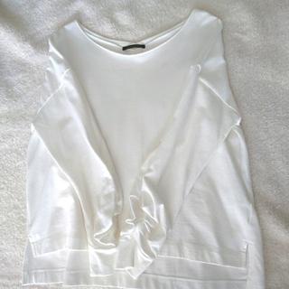 バンヤードストーム(BARNYARDSTORM)の【美品】BARNYARDSTORM  ミニ裏毛ロンT(Tシャツ(長袖/七分))