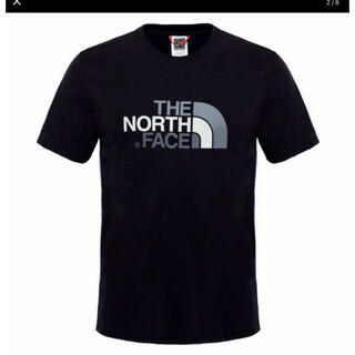 THE NORTH FACE - 【新品未使用】ノースフェイス Tシャツ 半袖 ブラック