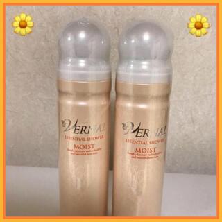VERNAL - ヴァーナル エッセンシャルシャワーモイスト  化粧水 2本×120ml