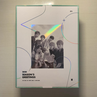 防弾少年団(BTS) - BTS 2020 season greeting 2020 シーグリ
