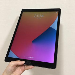 iPad - iPad Pro12.9インチ第1世代 128GB SIMフリー グレイ