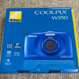 COOLPIX W150 [ブルー]