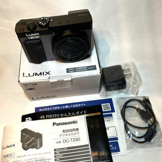 Panasonic - panasonic  LUMIX  DC-TZ90