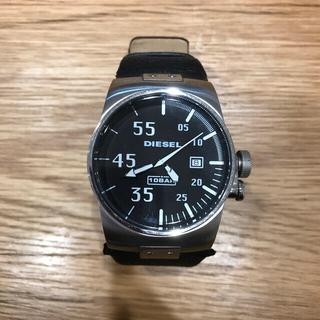 ディーゼル(DIESEL)のDIESEL 腕時計【ジャンク】(腕時計(アナログ))