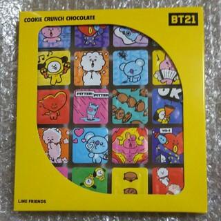 ボウダンショウネンダン(防弾少年団(BTS))のBT21 バレンタイン チョコボックス(アイドルグッズ)