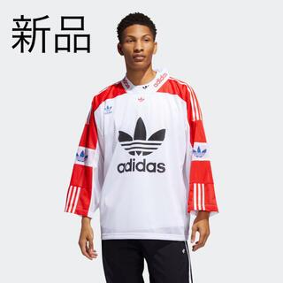 アディダス(adidas)のセール新品タグ付き アディダスオリジナルス トレフォイルジャージ ピステ(ジャージ)