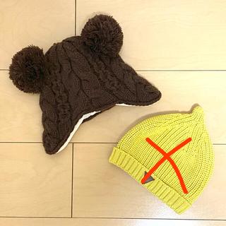 シューラルー(SHOO・LA・RUE)のくまさん帽子(帽子)