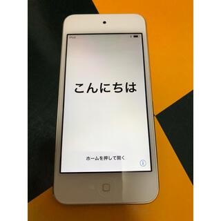 アップル(Apple)のiPod touch 第6世代 128GB 本体のみ未使用品 *値段交渉受けます(ポータブルプレーヤー)